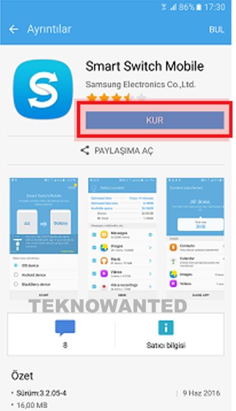 Apps ile uygulama yükleme (5)