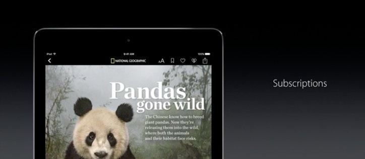 iOS 10 Apple News
